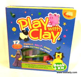 Play Clay - Boxed Craft Set