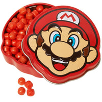 Mario Candy in Tin
