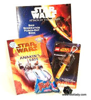 Star Wars Space Ship Activity Book & *LEGO Pen Deluxe