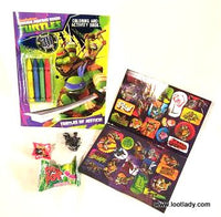Teenage Mutant Ninja Turtles Fun Bag