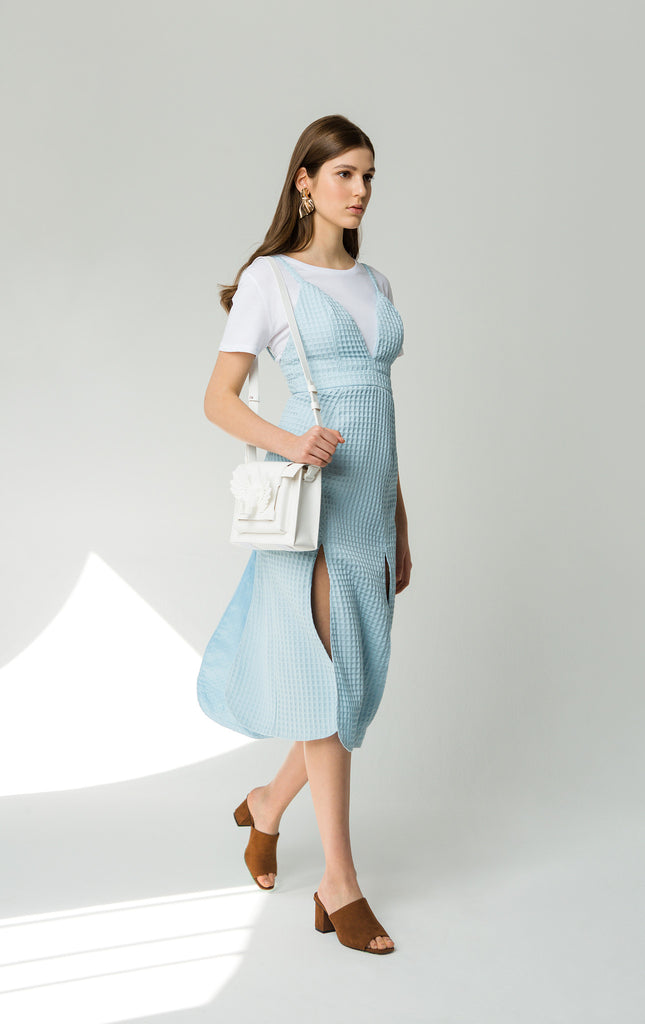 asilio spaghetti strap dress