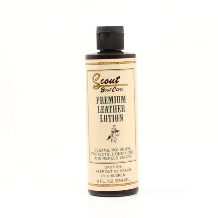 Scout Premium Leather Lotion 03618 - Pete's Town Western Wear