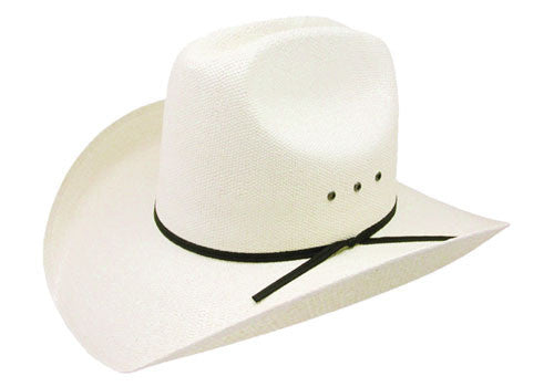 Resistol Classic Collection Quarter Horse 8X Straw Cowboy Hat - Pete's Town Western Wear