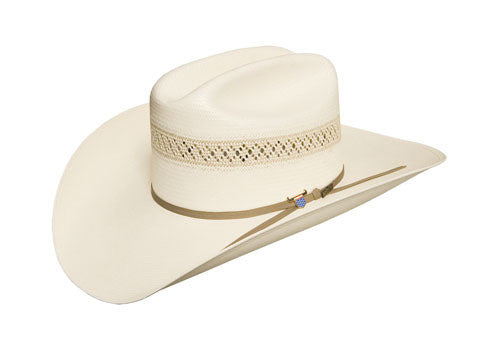 Resistol USTRC Collection Wildfire 10X Straw Cowboy Hat - Pete's Town Western Wear