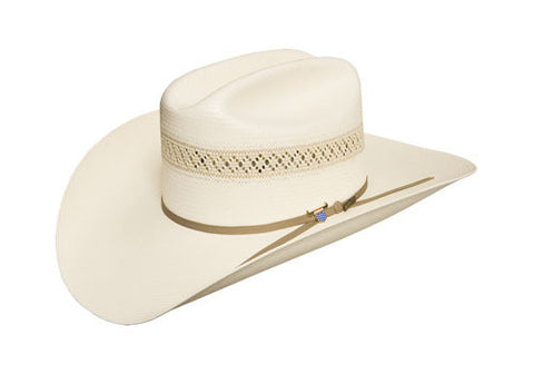 79744394938ac Resistol USTRC Collection Wildfire 10X Straw Cowboy Hat - Pete s Town  Western Wear
