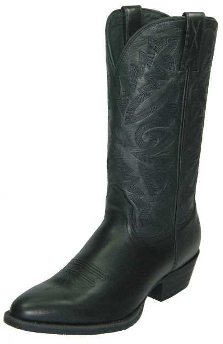 Twisted X Mens Western Black Crow Cowboy Boots - Pete's Town Western Wear