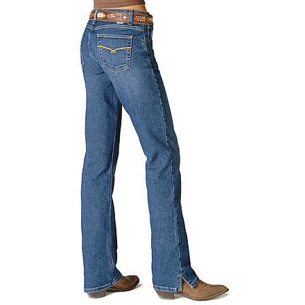 Cruel Girl Georgia Relaxed Fit Low Rise Jeans Dark Stonewash - Pete's Town Western Wear