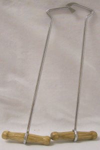 M&F Western Products Long Boot Hooks One Pair - Pete's Town Western Wear