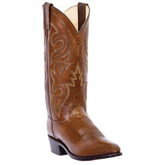 Dan Post Men's Traditional Leather Cowboy Boot
