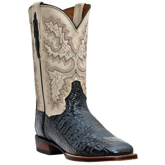 Dan Post Men's Square Toe Caiman Western Boot