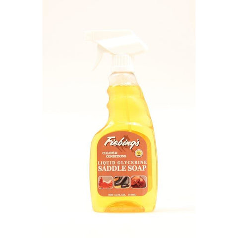 Fiebing's Saddle Soap Clean and Restores All Leather - Pete's Town Western Wear