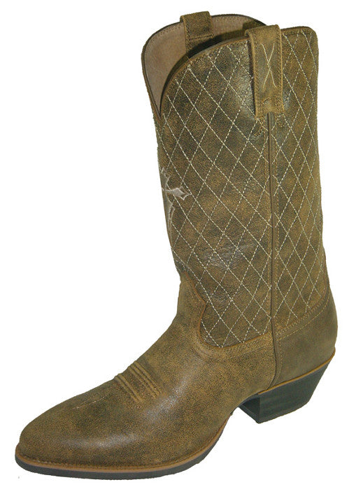 Twisted X Mens Western Bomber Cowboy Boots - Pete's Town Western Wear