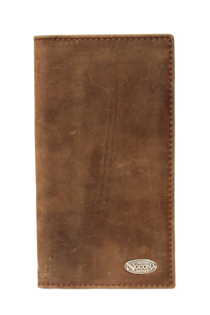 Nocona Smooth Leather Rodeo Wallet