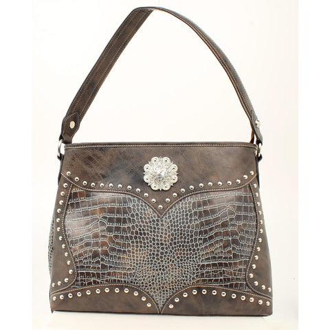 Blazin Roxx® Gator Concealed Weapon Purse - Pete's Town Western Wear