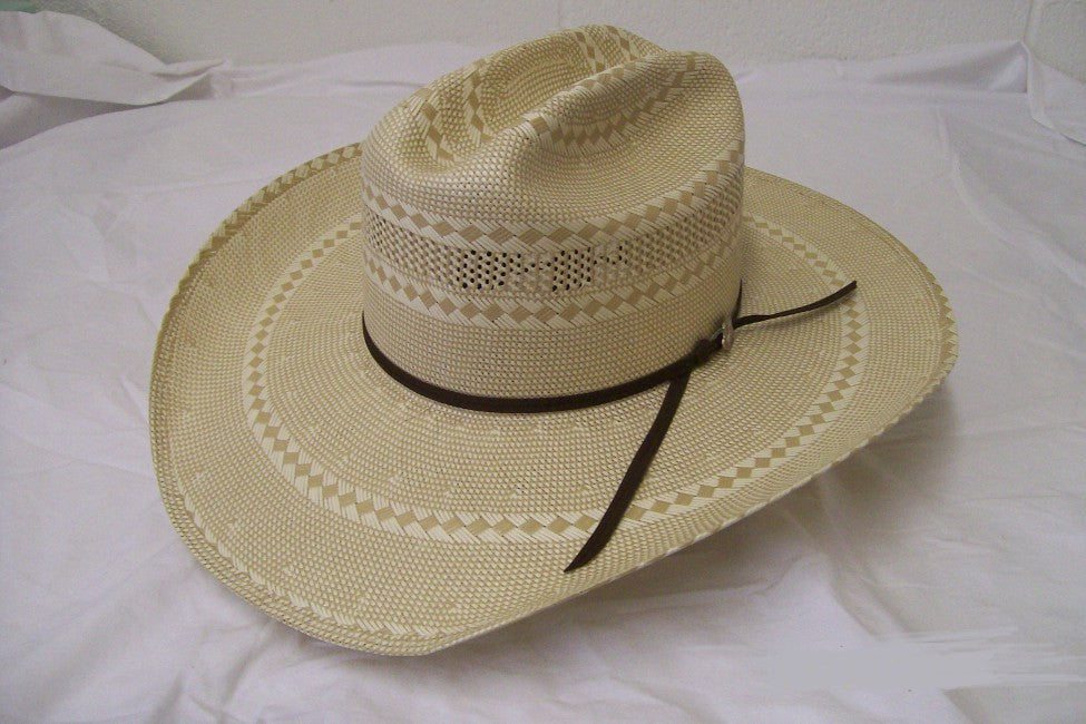 Resistol PCRA Collection Cameron Straw Cowboy Hat - Pete's Town Western Wear