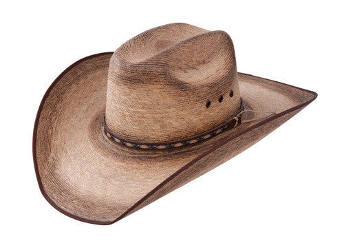 Resistol Jason Aldean Collection Amarillo Sky Straw Cowboy Hat - Pete's Town Western Wear