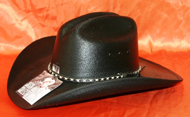 Resistol Jason Aldean Collection Asphalt Palm Leaf Cowboy Hat - Pete's Town Western Wear