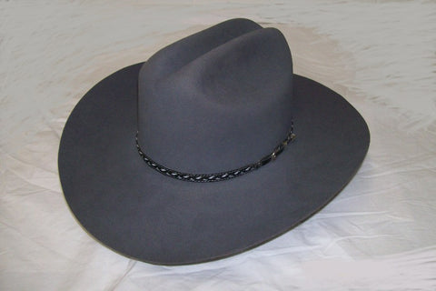 Resistol 6X George Strait Collection Grey Eagle Western Cowboy Hat - Pete's Town Western Wear