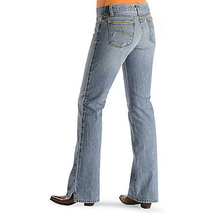 Cruel Girl Kelsey Slim Fit Low Rise Jeans Bleach Stonewash - Pete's Town Western Wear