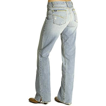 Cruel Girl Kelsey Relaxed Fit Low Rise Jeans Bleach Stonewash - Pete's Town Western Wear