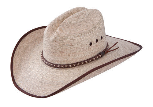 Resistol Jason Aldean Collection Hicktown Straw Cowboy Hat - Pete's Town Western Wear
