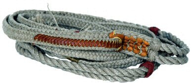 Standard Stock 9 Plait Bull Ropes - Pete's Town Western Wear