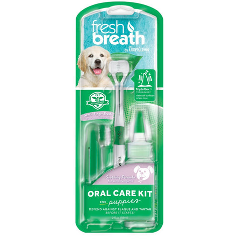 FreshBreath oralcare kit Puppy