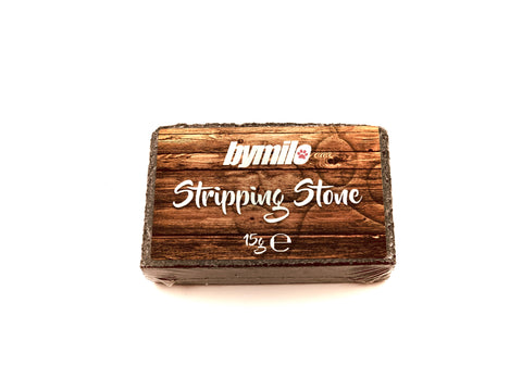Stripping Stone ByMilo