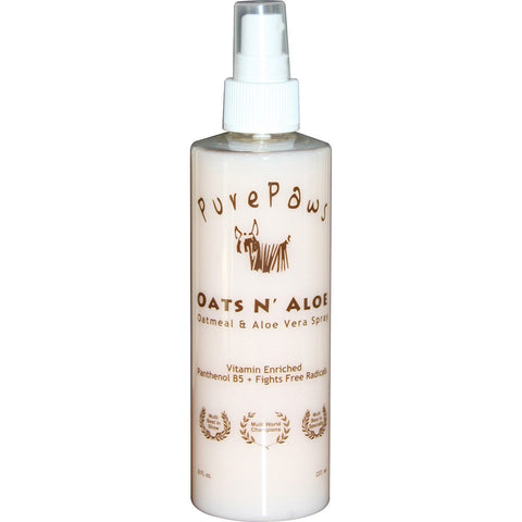 Pure Paws Oats N' Aloe Spray - Butik Gydegaard