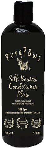 Pure Paws Silk Basies Plus Conditioner