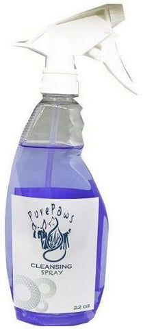 Pure Paws cleansing Spray 650 ml.