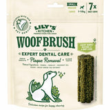 Lilys Woofbrush dental care small multipack 7 x 22 g