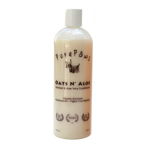 Pure Paws Oats N' Aloe Conditioner - Butik Gydegaard