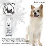 Pure Paws Bright White Shampoo