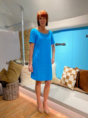 Ibiza Shift Dress in Santorini - Bets seller this week!