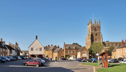 Deddington Marketplace