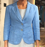 Classic Jacket in Blue