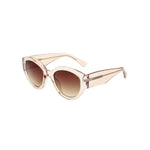 Big Winnie Sunglasses in Champagne