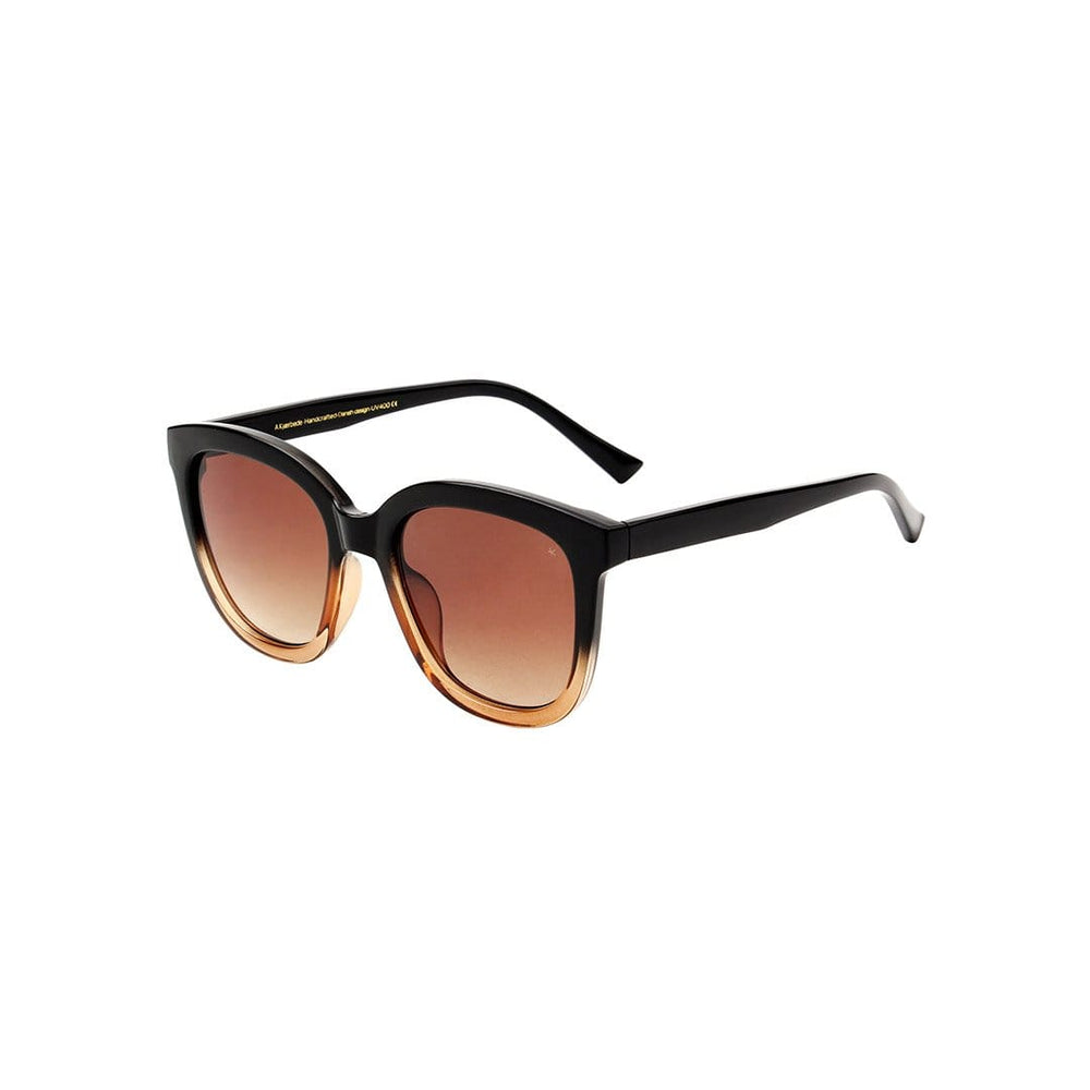 Billy Sunglasses in Black/Brown