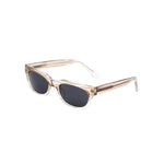 Bror Sunglasses Grey/Crystal Transparent
