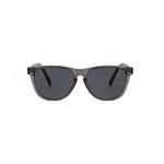Mate Sunglasses Grey Transparent