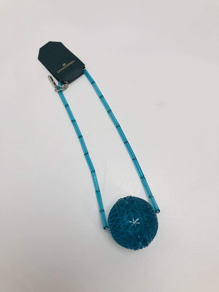 Single Ball Chain in Turquoise