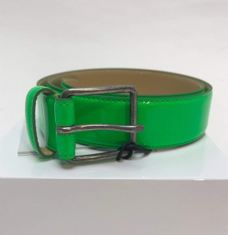"Essentiel Antwerp Accessories 80CM WAIST (31"") / SPACE GREEN Shabu Belt"