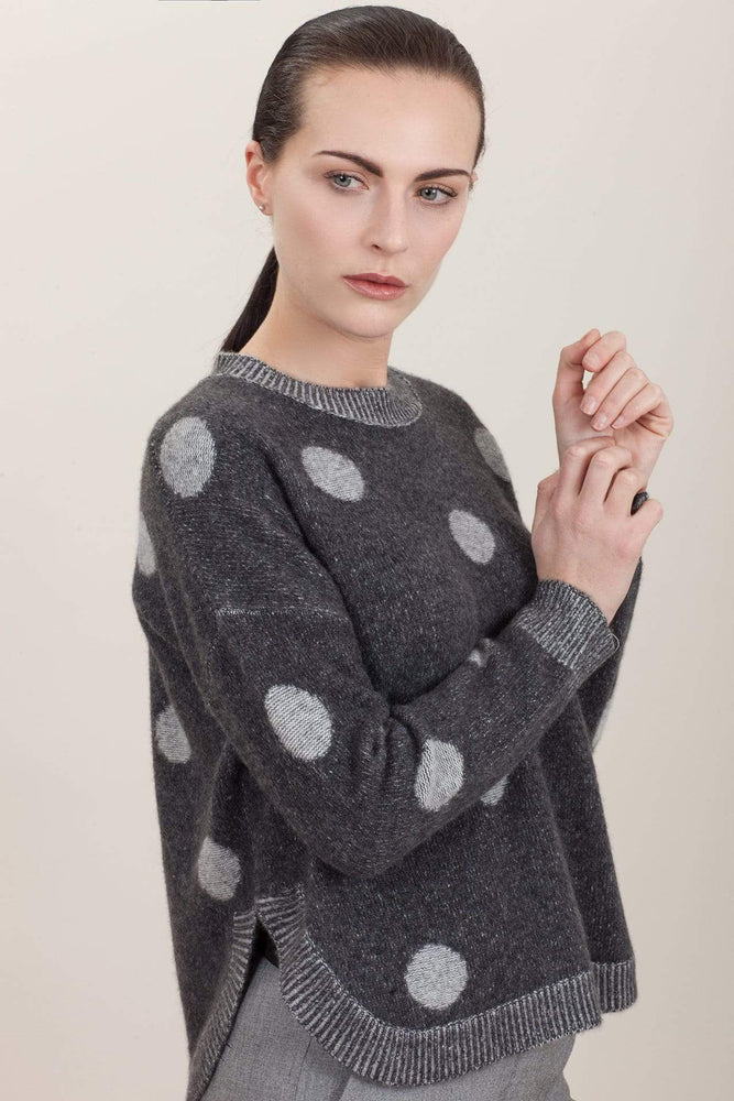 Circles & Ladders Jumper