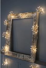 Home Home Starburst Chain Copper Lights (Mains Powered)