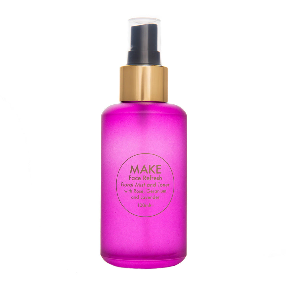 MAKE Face Refresh Mist and Toner