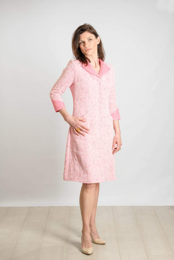 NELLIE & DOVE LIMITED EDITION Dresses Nel's Posh Frock Fresh Pink