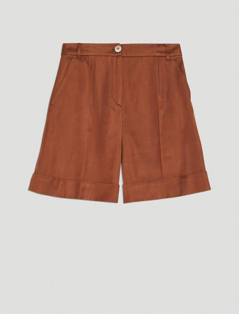 Pennyblack Shorts Tailored Shorts in Cocoa