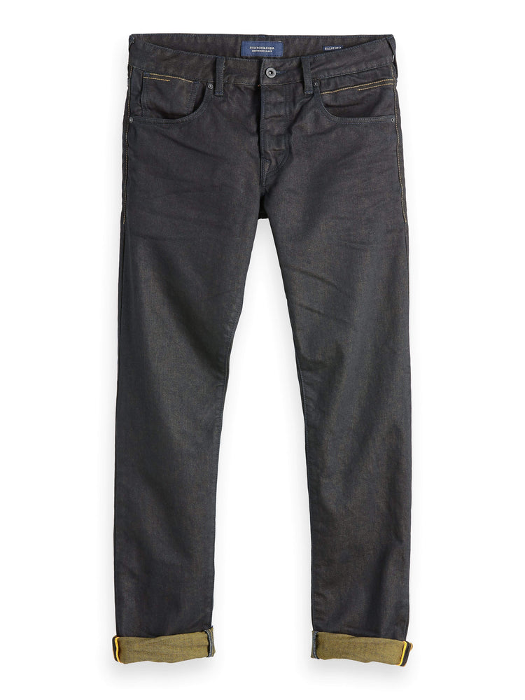 Ralston Plus Jeans in Black