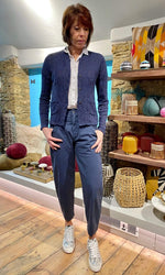 Out of The Ordinary Trousers in Navy